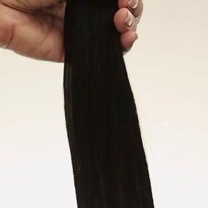 Black Bellami Extension - NEVER USED